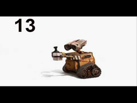 WALL-E: Y'a d'la joie