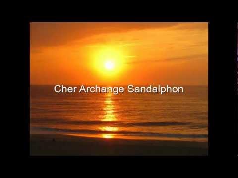 Prière à l'Archange Sandalphon