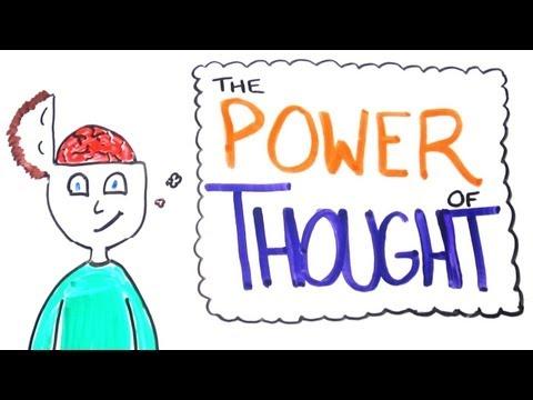 Le pouvoir de la pensée validée par la science