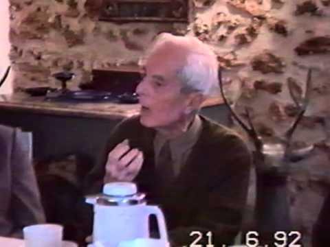 Mounir Hafez - Entretien Spirituel -  21 Juin 1992