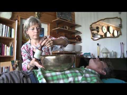 Vidéo d'Haugmard Isabelle Cabinet de Thérapie par les Sons,le Dauphin Bleu