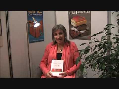 Lectomaton Salon Livre Montréal - Sylvie Bérubé, Dans le ventre d'Eve...