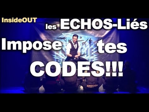 Les ECHOS-liés - impose tes codes - David Laroche
