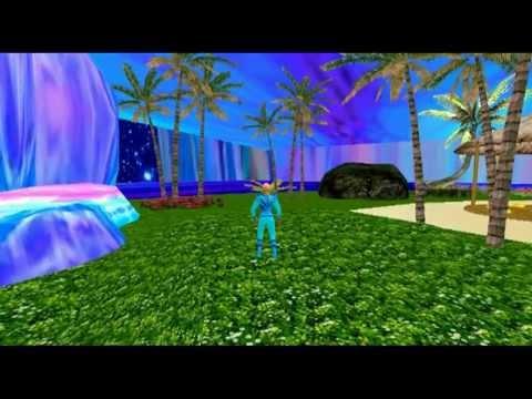 MÉDITATION 3D VIRTUAL WORLDS QUALITATIVELIFE