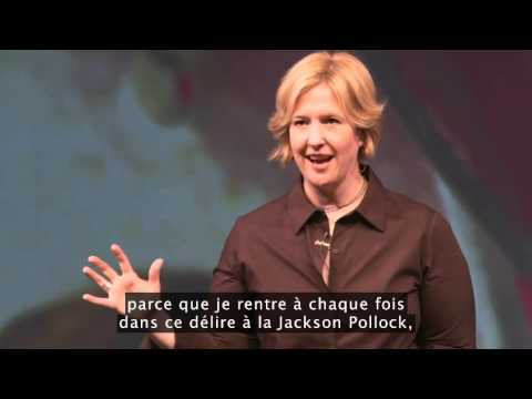 Le pouvoir de la vulnérabilité - Brene Brown (Vulnerability Power English with French subtitle)