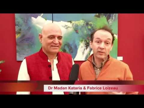 Congrès de Yoga du rire 2015, le mot du Dr Kataria pour la France