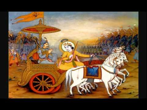 Shrimad Bhagavad Gita in French (Full)