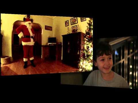 Il voulait faire taire les rumeurs sur le Père Noël… alors il a installé une caméra secrète !