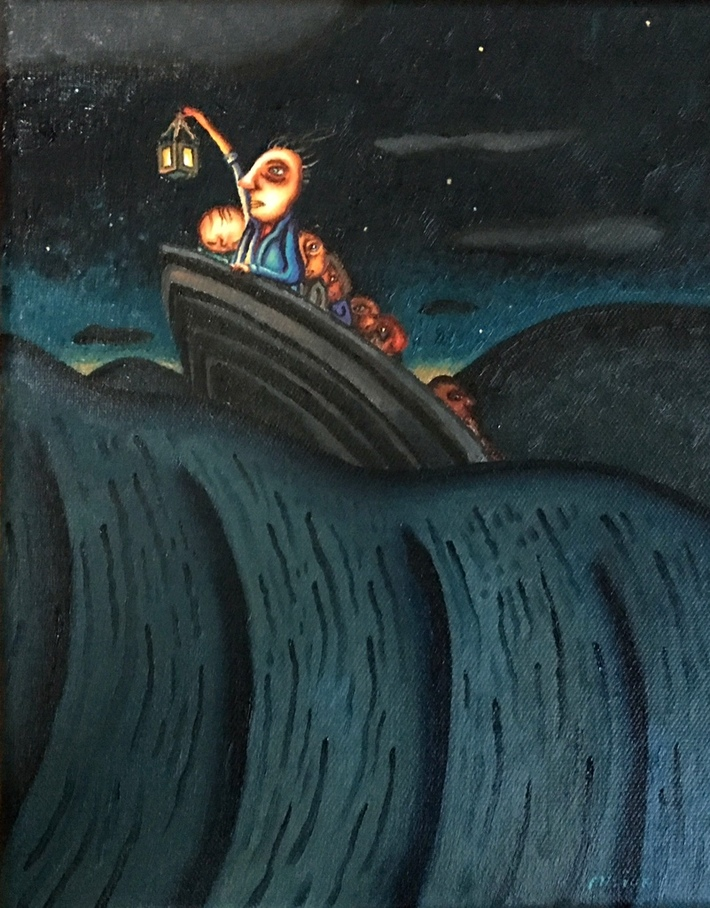 Lost in the Lifeboat