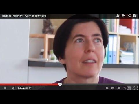 Isabelle Padovani - CNV et spiritualité