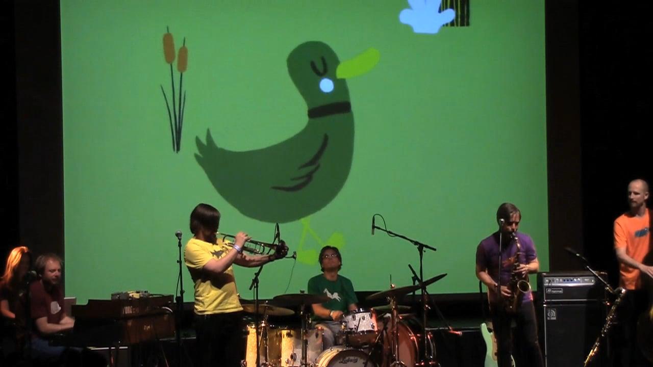 Oddjob - Jazzoo Live (Ankan)