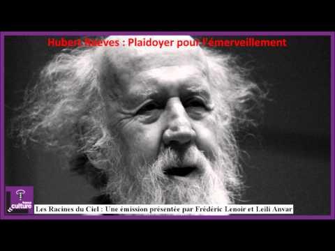 Hubert Reeves : plaidoyer pour l'émerveillement