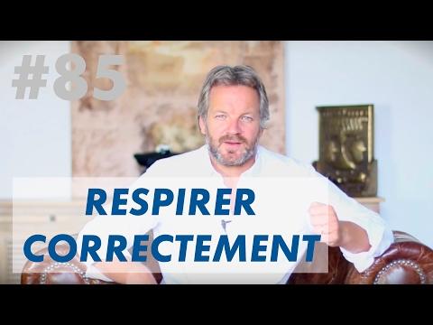 COMMENT RESPIRER CORRECTEMENT ? (Cœur, Cerveau, Anxiété, Angoisse...)