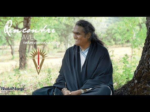 Rencontre avec Swami Vishwananda : Qu'est ce qu'un Maitre Spirituel ?