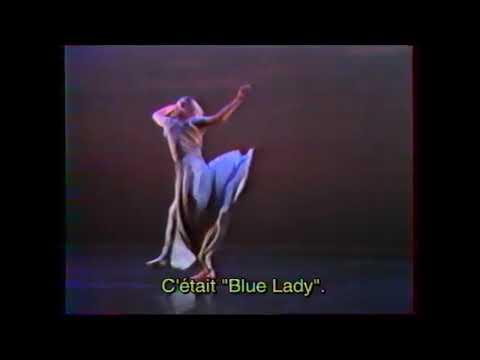 Carolyn CARLSON - danseuse et chorégraphe - dans l'intimité de sa création