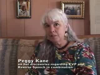 Peggy Kane Interview Volume 1 - Reptilian Agenda