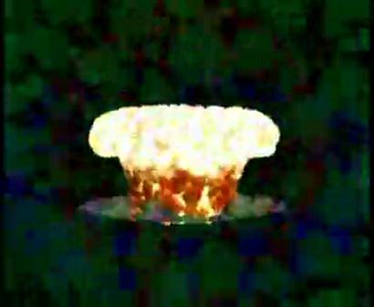 Psy Trance 2008 Psychedelic Visuals - Atom Grinder psytrance