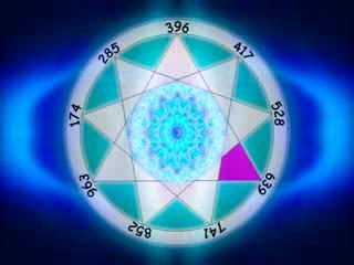 Quadrant; music & Solfeggio frequency 639