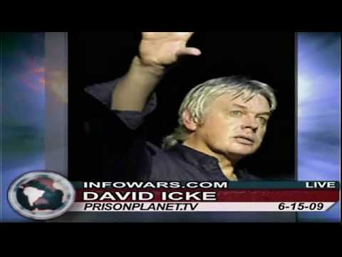 Icon David Icke on Alex Jones Tv 1/10:Dark Forces Behind of The Nwo & Your True Destiny Revealed