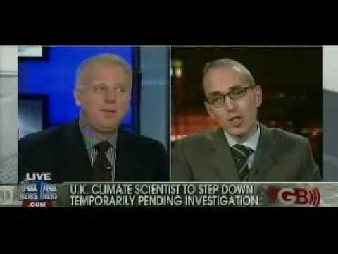 Fox news update on climategate