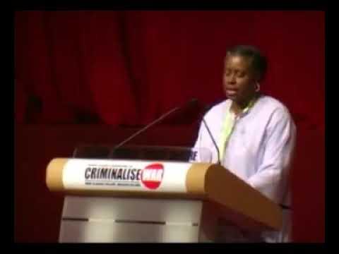 Cynthia McKinney War Crimes Speech part 1