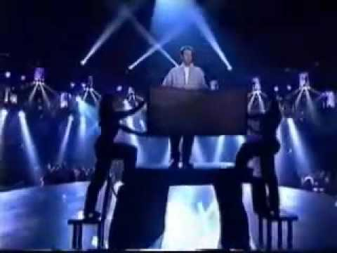 David Copperfield - Laser Cut Illusion
