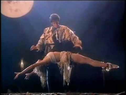 David Copperfield - Water Levitation