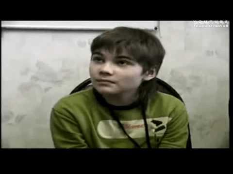 Boriska: The boy from Mars.