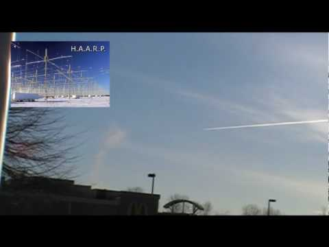 Particle Beam Weapons & Chemtrails