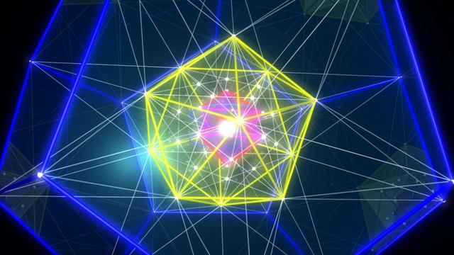 Morphing Platonic Solids (Sacred Geometry