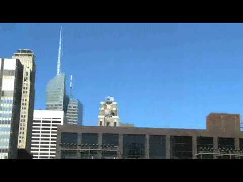 UFOs Over NYC 10/13/10