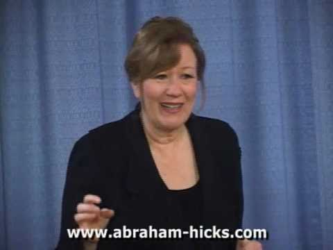 Abraham:  GETTING INTO THE VORTEX: THE BIG ONE - Esther & Jerry Hicks