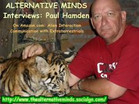 Alternative Minds (Ortorea) Interviews Author Paul Hamden