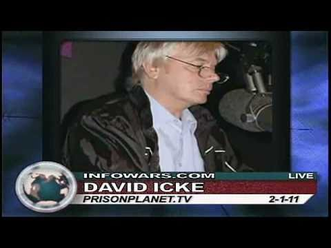 Icon David Icke: Order out of Chaos and The Rise of A New One World Religion 1/5
