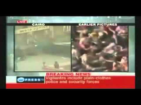 THE MOST AMAZING Egyptian Revolution video- Muslims & Christians UNITE (MUST SEE) 2011