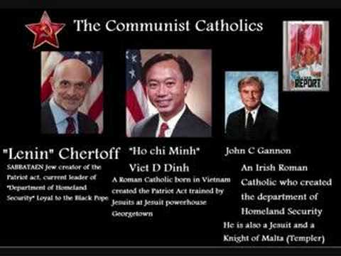 Eric Jon Phelps exposes Jesuit-CIA Alex Jones 8/15/07 C&D1/3