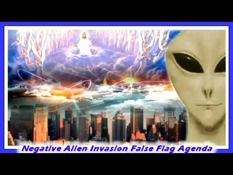 "Fake Alien Invasion - False Flag Agenda ""EXPOSED"" 3/5"