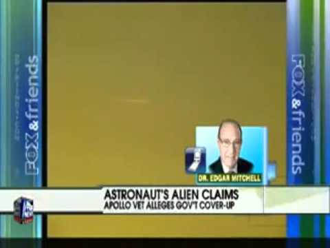 UFO's - FOX News!  Astronaut's Alien Claims ...