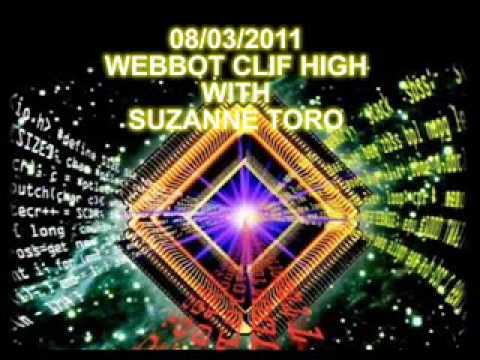 8/3/2011 Webbot clif high on Suzanne Toro radio  (full)