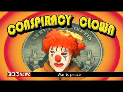 Spiritual Awakening 2012 - Conspiracy Clown