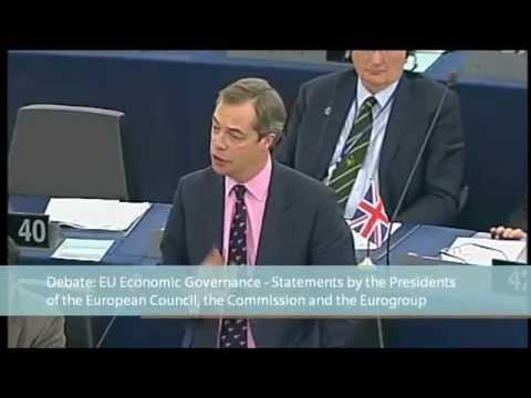 Nigel Farage at his Best !