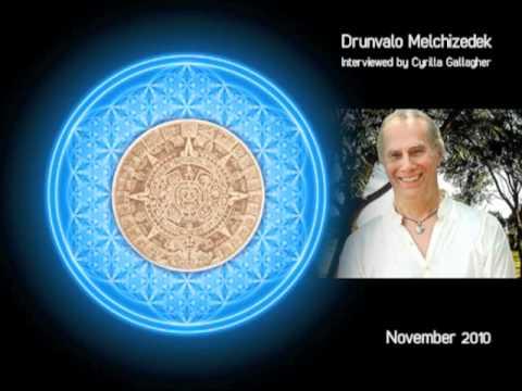 Drunvalo Melchizedek - November 2010 Interview with Cyrilla Gallagher 4 of 4