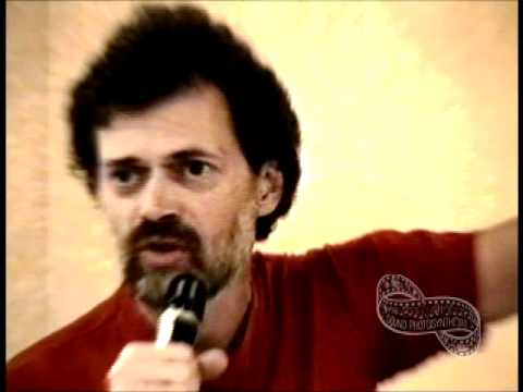 TERENCE MCKENNA - UFO: The Inside Outsider