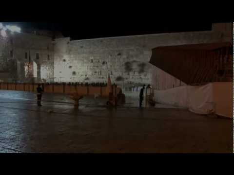Jerusalem Is the Altar of Sacrifice
