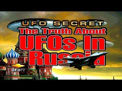 UFO Disclosure In Russia