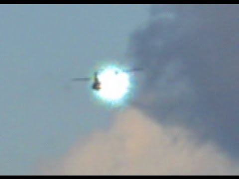 UFO Sightings Military Helicopter Abducted By UFO in Mid Air? Watch Now!