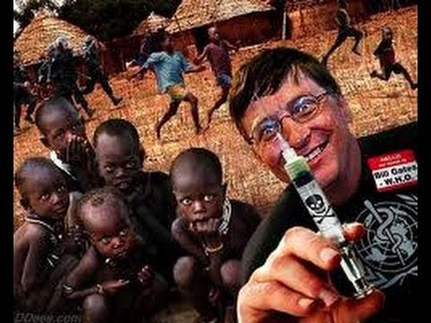 African Children Paralyzed After Receiving Vaccine