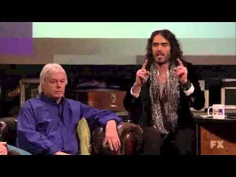 David Icke on Russell Brand's Brand X (w/ Noel Gallagher)