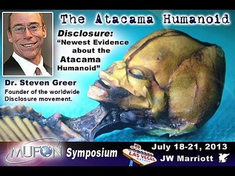 E.T. UFO Worldwide Disclosure Movement - Steven Greer MD MUFON 2013 (Hidden Truth)