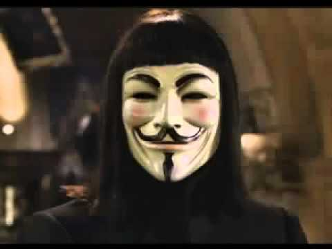 Anonymous Armed Militia 2013 1% You should have EXPECTED US...
